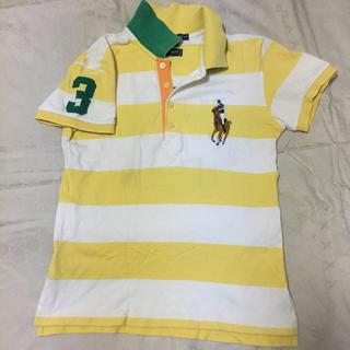 ポロラルフローレン(POLO RALPH LAUREN)の乗馬 ラルフローレン ポロシャツ S(ポロシャツ)