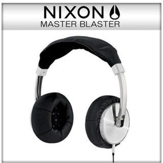 ヘッドホン NIXON MASTER BLASTER・マスター ブラスター