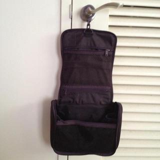 ムジルシリョウヒン(MUJI (無印良品))の旅行用スキンケア収納(スーツケース/キャリーバッグ)