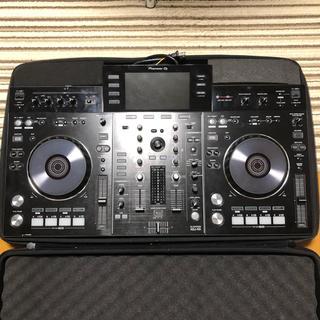 XDJ-RX、専用ケース、出力用コード(DJコントローラー)