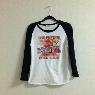ダブルネーム(DOUBLE NAME)のこの冬モデル♡カジュアルT-shirt(Tシャツ(長袖/七分))