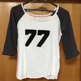 シェル(Cher)のholiday ラグラン7分T(Tシャツ(長袖/七分))