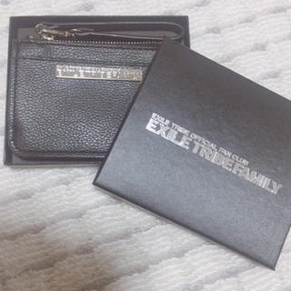 エグザイル トライブ(EXILE TRIBE)のEXILE TRIBE FAMILY カードケース 定期ケース パスケース(名刺入れ/定期入れ)