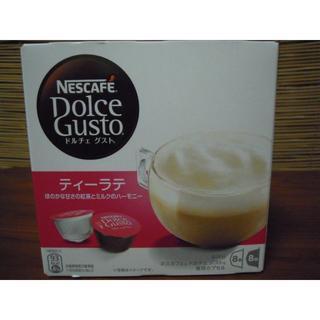 ネスレ(Nestle)の☆ネスカフェ ドルチェ グスト新品未開封品 ティーラテ☆(茶)