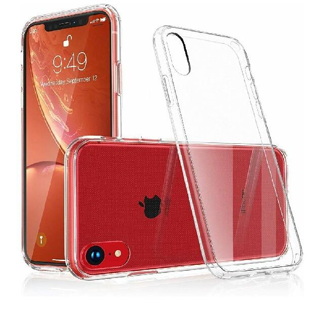 iphone5 純正ケース | iPhone - iPhoneXR クリアケースの通販 by ショーン's shop|アイフォーンならラクマ