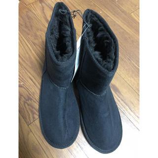 ジーユー(GU)のGU ムートンタッチブーツ(ブーツ)