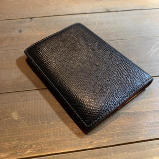 エービーエックス(abx)のabxシステム手帳 ブラック カープさん(手帳)