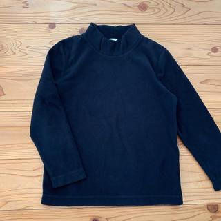 ジーユー(GU)のフリース  130cm  gu  ジーユー(Tシャツ/カットソー)