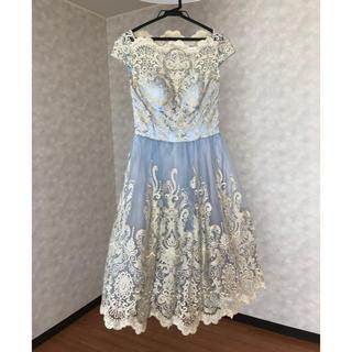 ede1b87f1b33d チチロンドン(Chi Chi London)のChi Chi London レースドレス(ミディアムドレス
