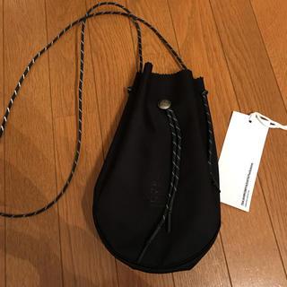 ナンバーナイン(NUMBER (N)INE)の金沢限定 soloist x 吉岡衣料店 drawstring bag Lサイズ(その他)
