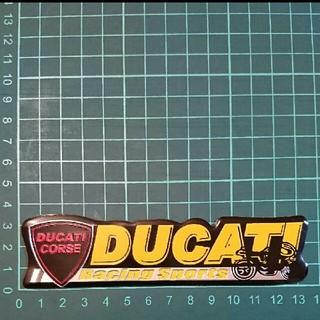 ドゥカティ(Ducati)のドゥカティ エンブレム ステッカー(ステッカー)
