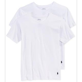 POLO RALPH LAUREN - ★2枚組★ラルフローレンアンダーTシャツ(メンズS-M相当)