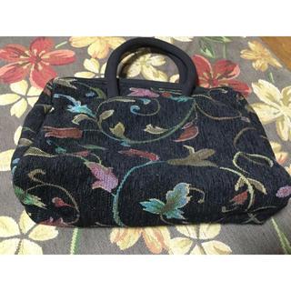 ミチコロンドン(MICHIKO LONDON)の着物にも合う布製バッグ ミチコロンドン(トートバッグ)