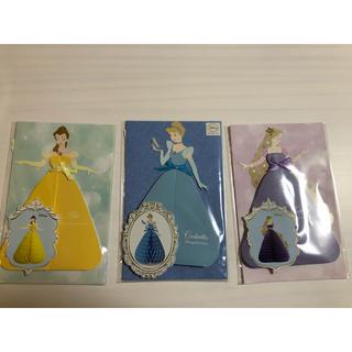 ディズニー(Disney)のハニカムカード(キャラクターグッズ)