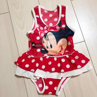 ディズニー(Disney)のミニーちゃん 水着(水着)