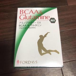 フォーデイズ BCAA&グルタミン アミノアクティーEX(アミノ酸)