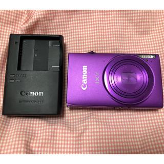 キヤノン(Canon)のCanon IXY 430f 本体+充電器(コンパクトデジタルカメラ)