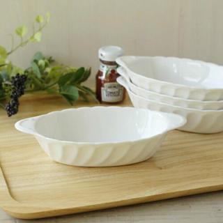 グラタン皿 5皿セット(食器)