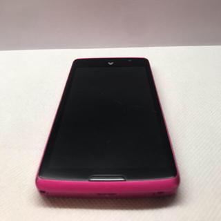 ディズニー(Disney)の送料無料 docomo Disney mobile N-03E ピンク 美品(スマートフォン本体)
