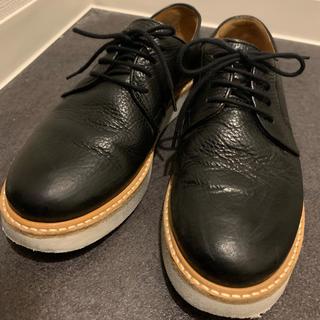 アニエスベー(agnes b.)のアニエスベー/革靴/フランス購入(ローファー/革靴)