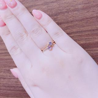 ツモリチサト(TSUMORI CHISATO)のツモリチサト リング2個セット(リング(指輪))