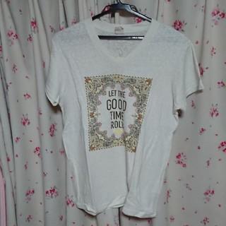ロキシー(Roxy)のROXY シャツ 美品(Tシャツ(半袖/袖なし))