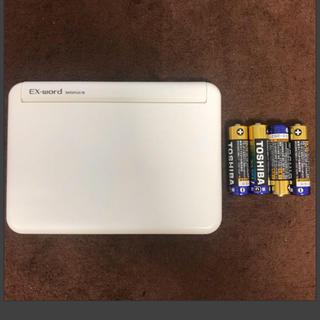 カシオ(CASIO)のEX-Ward DATA PLUS  AZ-G4700(電子ブックリーダー)