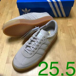 アディダス(adidas)のアディダス SAMBAROSE  ☆ 25.5(スニーカー)