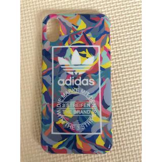 アディダス(adidas)のアディダス iPhone X用ケース(iPhoneケース)