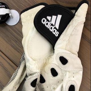 アディダス(adidas)のアディダス ゴルフ グローブ(その他)