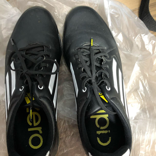 アディダス(adidas)の美品 アディダス ゴルフ シューズ(シューズ)