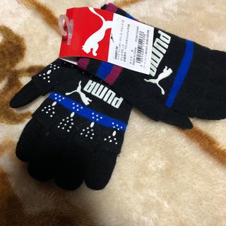 プーマ(PUMA)のキッズ手袋(手袋)