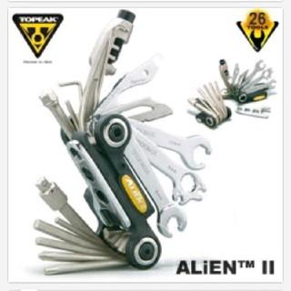 トピーク(TOPEAK)のトピーク エイリアンⅡ 26ツール 自転車 工具 メンテナンス(工具/メンテナンス)