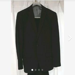 オリヒカ(ORIHICA)の【クリーニング後保管】スーツ  上下セットアップ ブラック(セットアップ)