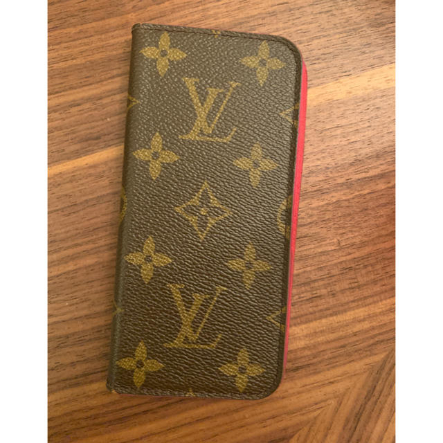 LOUIS VUITTON - iPhone7サイズ スマホケース ルイヴィトン の通販 by あんさま's shop|ルイヴィトンならラクマ