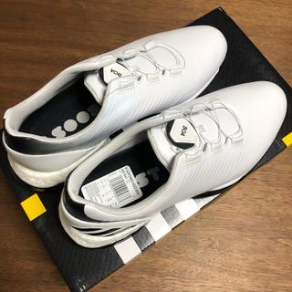 アディダス(adidas)の新品☆アディダスゴルフ シューズ 24センチ(シューズ)