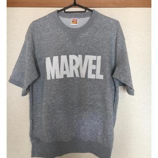 ジーユー(GU)のマーベルTシャツ(Tシャツ/カットソー(半袖/袖なし))