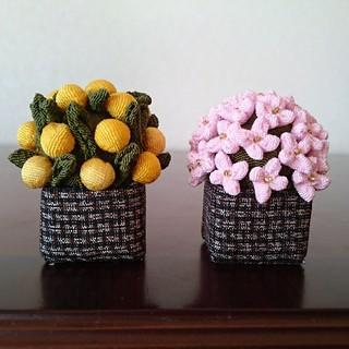 rumiko.fujii.50様ご注文【注文】桜・橘セット