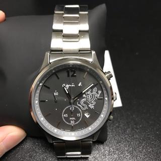 アニエスベー(agnes b.)のagnes b. 腕時計 新品 未使用 送料無料 メンズ ソーラー(腕時計(アナログ))