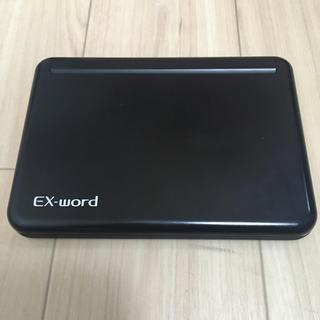 カシオ(CASIO)のEX-word XD-K9850(電子ブックリーダー)