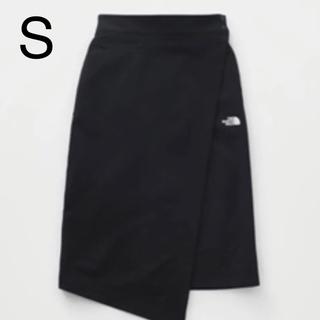 ハイク(HYKE)のS 新品 ノース hyke north face tec wrap skirt (その他)