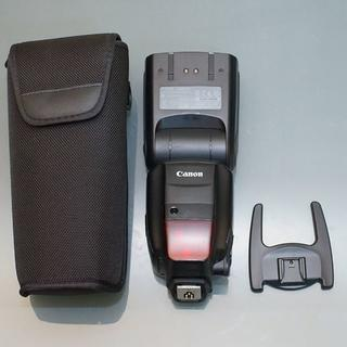 キヤノン(Canon)の【難有品】 Canon スピードライト 600EX-RT(ストロボ/照明)
