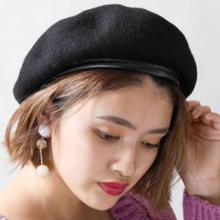 ウィゴー(WEGO)のベレー帽 WEGO(ハンチング/ベレー帽)
