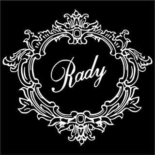 Rady カッティングステッカー(その他)