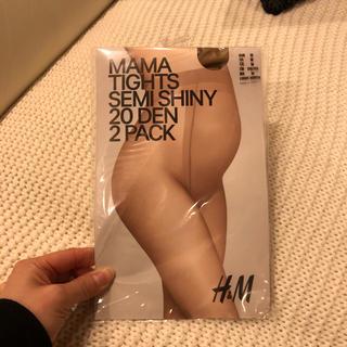エイチアンドエム(H&M)のH&M ストッキング マタニティー(マタニティタイツ/レギンス)