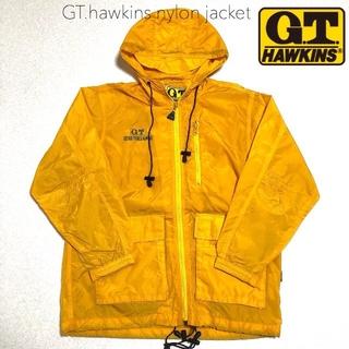 ジーティーホーキンス(G.T. HAWKINS)の#4074 G.T. hawkins ホーキンス ナイロンジャケット  パーカー(ナイロンジャケット)