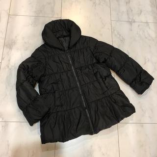 ジーユー(GU)のGU  ジーユー  軽量コート  ブラック  サイズ120(コート)