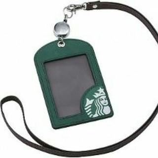 スターバックスコーヒー(Starbucks Coffee)の台湾STARBUCKS パスケース 定期入れ 海外限定(パスケース/IDカードホルダー)