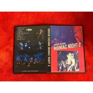 矢沢永吉 MANIAC NIGHT2 トールケース(CD/DVD収納)