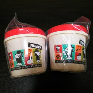 スヌーピー(SNOOPY)のスヌーピーマルチカップ 2個(グラス/カップ)